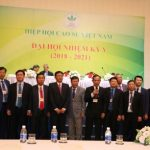 Ông Trần Ngọc Thuận tái đắc cử Chủ tịch Hiệp hội Cao su VN