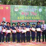 Cao su Phú Thịnh tôn vinh 2 bàn tay vàng và 8 kiện tướng