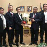 Thắt chặt tình đoàn kết hữu nghị Việt Nam - Campuchia