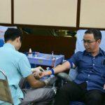 Hiến máu tình nguyện nhân truyền thống ngành