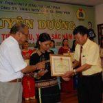 Tuyên dương 60 nữ CBCNVC – LĐ Cao su Chư Păh