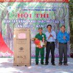 Hội thi Bàn tay vàng Cao su Sa Thầy: Nông trường Suốt Cát thâu tóm giải thưởng