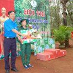 Nguyễn Thị Thủy đạt Bàn tay vàng NT Ia H'lốp, Cao su Chư Sê