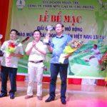 Hội Doanh nhân trẻ Cao su Chư Prông tổ chức giải quần vợt mở rộng