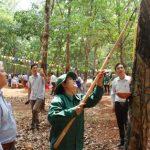 Cao su Chư Sê chú trọng phát triển Đảng trong công nhân