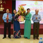 Tôn vinh nữ CBCNVC - LĐ ngành cao su