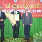 Bổ nhiệm ông Lê Thanh Tú giữ chức vụ Phó TGĐ VRG