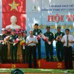 Cao su Lộc Ninh thưởng lớn tại Hội thi thợ giỏi