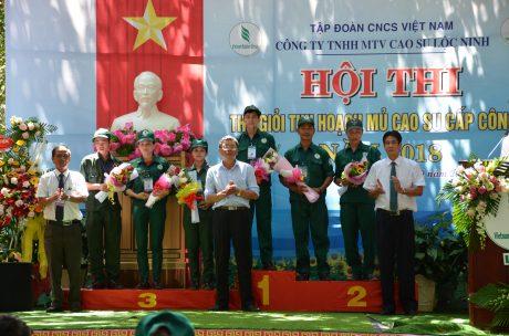 6 cá nhân đạt giải cao tại Hội thi