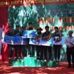 Nông trường Tân Lập giải nhất Bàn tay vàng Cao su Đồng Phú