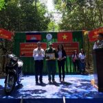 Thi Bàn tay vàng Cao su Tân Biên – Kampong Thom: Trao thưởng bằng hiện vật