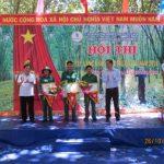 20 công nhân đồng bào dân tộc tham gia Hội thi Bàn tay vàng Cao su Chư Mom Ray