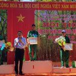 Hội thi Bàn tay vàng Cao su Mang Yang: Bùi Văn Quý giải nhất