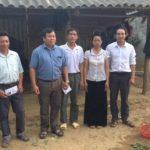 Cao su Sơn La: Hỗ trợ gia đình công nhân thiệt hại do mưa lũ