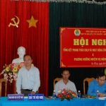 """Cụm thi đua Công đoàn Tây Nguyên: Trao tặng 18 nhà """"Mái ấm công đoàn"""""""