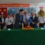 Viện Nghiên cứu Cao su VN ký quy chế phối hợp với Ban Quản lý Kỹ thuật VRG