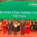 VRG và 3 đơn vị được trao danh hiệu Doanh nghiệp vì nhà nông