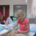 Hãy giúp đỡ cháu bé bị ung thư máu
