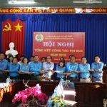 Cụm thi đua Công đoàn miền Đông Nam bộ: Phát triển gần 3.000 đoàn viên