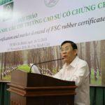 Đẩy mạnh cấp chứng chỉ quản lý rừng bền vững