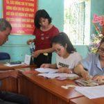 Cao su Điện Biên:Chi trả hơn 1,15 tỷ đồng tiền tạm ứng sản phẩm mủ cho người dân góp đất