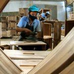Khối thi đua ngành gỗ vượt các chỉ tiêu