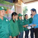 Cao su Chư Prông: Khen thưởng 173 công nhân về trước kế hoạch