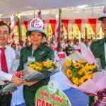 Cao su Đồng Nai chuẩn bị tốt nhất cho Hội thi