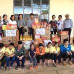VRG Bảo Lộc tặng quà Tết cho các hộ khó khăn