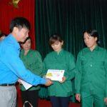 Cao su Mang Yang: Nhiều hoạt động chăm lo đời sống công nhân