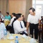 Bộ trưởng Bộ NN & PTNT chúc Tết các cơ quan, đơn vị phía Nam