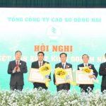 Lợi nhuận Cao su Đồng Nai năm 2018 trên 633 tỷ đồng