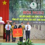 Cao su Lộc Ninh đi đầu trong nghiên cứu, ứng dụng khoa học kỹ thuật