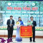 Cao su Dầu Tiếng được tặng Cờ thi đua xuất sắc của Thủ tướng Chính phủ