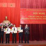 Đảng bộ VRG hoàn thành xuất sắc nhiệm vụ