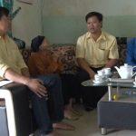 Cao su Chư Păh chi gần 50 triệu đồng tặng quà gia đình chính sách
