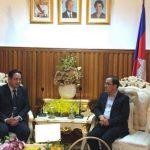 Hỗ trợ các công ty tại Campuchia tiêu thụ trực tiếp