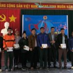 Công đoàn Cao su VN tặng 150 phần quà Tết cho công nhân khó khăn