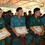 Công nhân ưu tú Nguyễn Song Hoành: 9 năm liền hoàn thành sớm kế hoạch sản lượng