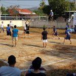 Giao lưu bóng chuyền các trung tâm y tế 4 công ty cao su tỉnh Gia Lai