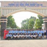 Trường Cao đẳng Công nghiệp Cao su tuyển 2 giảng viên