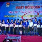 Đoàn viên Cao su Bà Rịa nhận giải thưởng Võ Thị Sáu