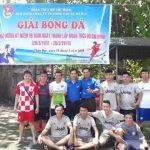Đoàn Thanh niên Cao su Bà Rịa tổ chức giải bóng đá kỷ niệm ngày thành lập Đoàn
