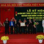 Cao su Mang Yang: 35 năm hành trình gian khó và vinh quang