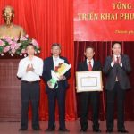 Đảng bộ VRG hoàn thành xuất sắc nhiệm vụ năm 2018