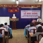 VRG khai giảng lớp bồi dưỡng ngạch chuyên viên chính