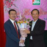 Ông Nguyễn Ngọc Thạch giữ chức Tổng biên tập Báo Nông nghiệp Việt Nam