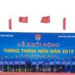 Đoàn Thanh niên VRG tham gia Lễ khởi động Tháng Thanh niên ở Ninh Bình