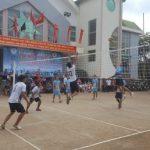 15 đội tham gia giải bóng chuyền Cao su Ea H'Leo