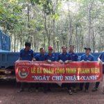ĐTN Cao su Dầu Tiếng: Sôi nổi các hoạt động tình nguyện